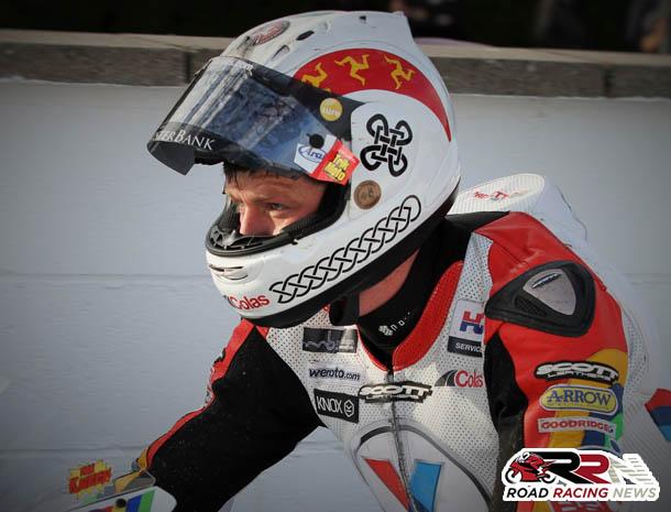 Dan Kneen Links Up With Jackson Racing For Supersport TT Action