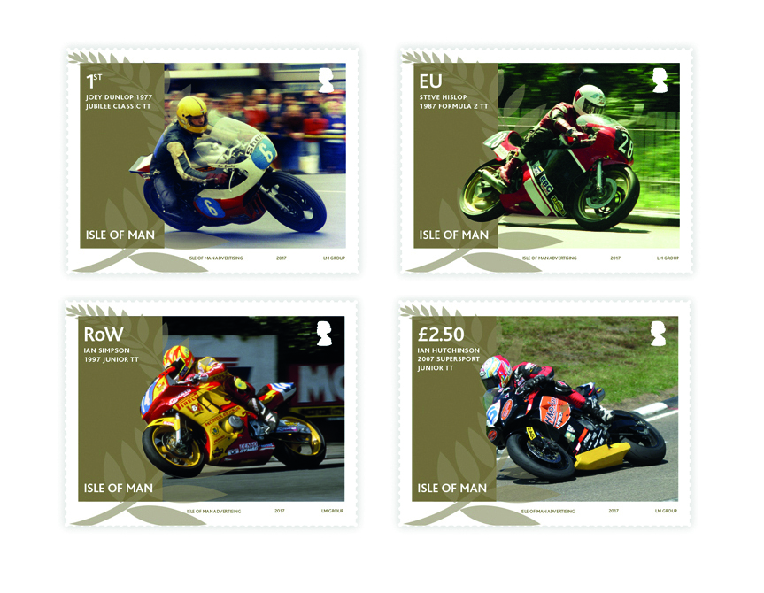 Unique TT Stamp Collection Launches Today