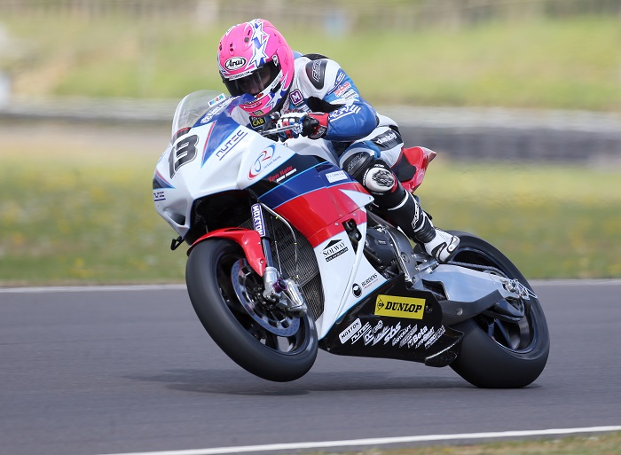 Lee Johnston Confident Of Multiple Race Winning Challenges At North West 200