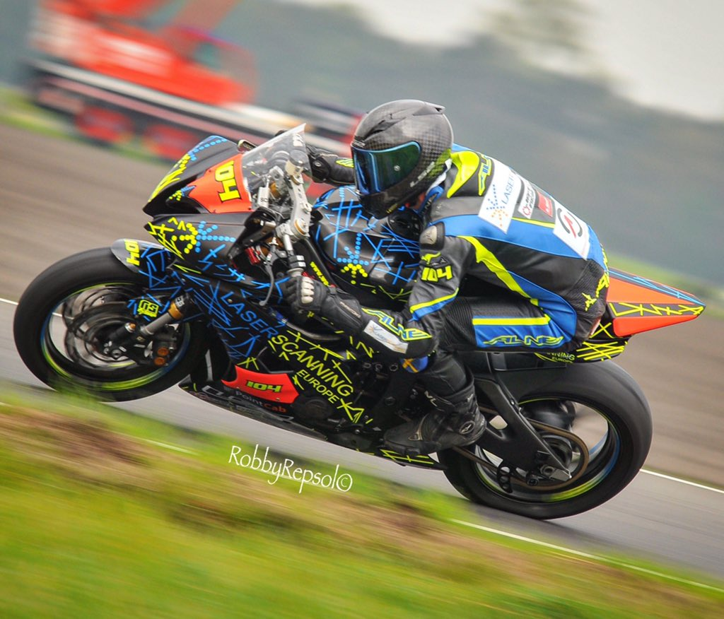 Prominent IRRC Supersport Exponent Christian Schmitz Plans Ulster GP Debut