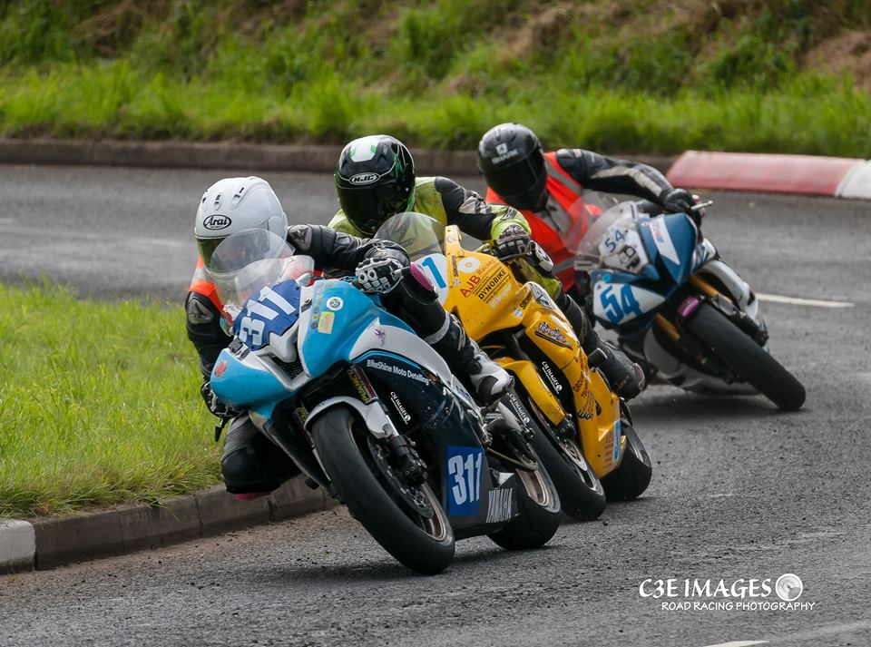 Michelin To Provide Title Backing Of Second Senior Support Race At Armoy