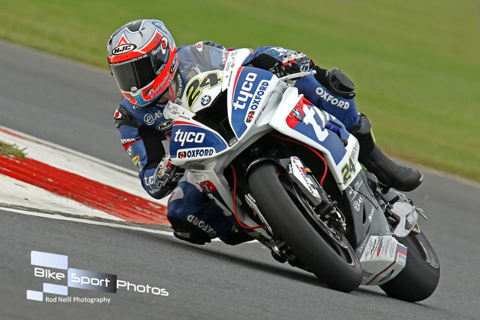 Christian Iddon Mulling Over Roads Debut At Dundrod