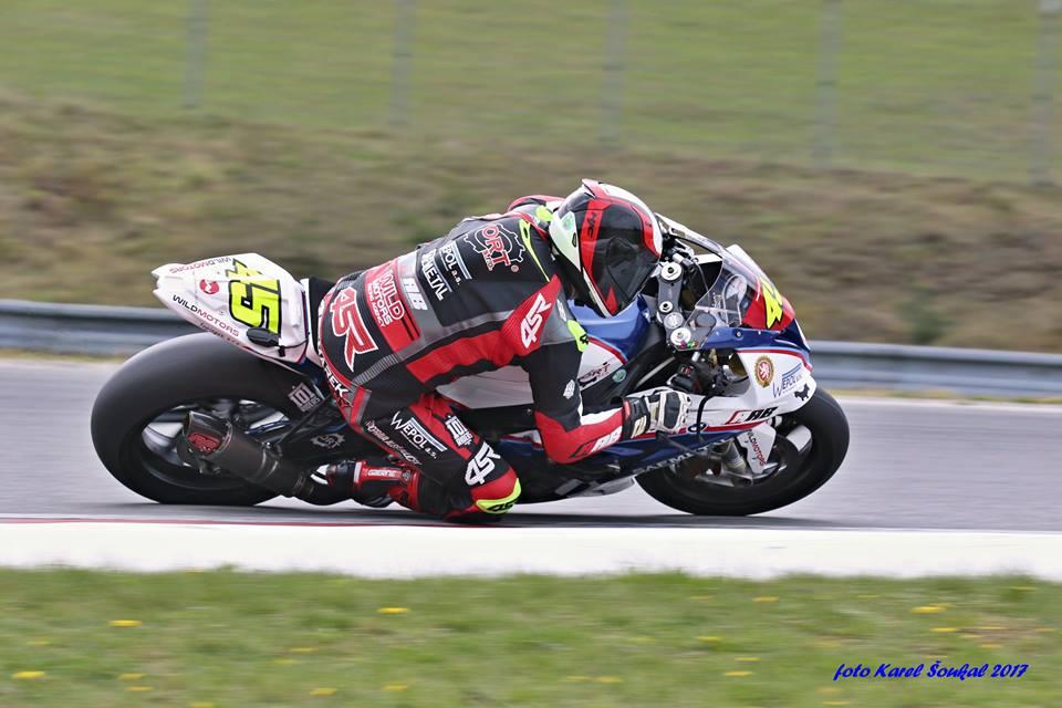 Kopcany: Pulsating Superbike Display From Marek Cerveny
