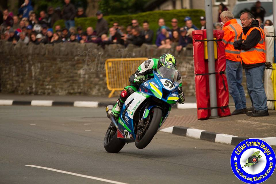 TT 2017: Andy Dudgeon Showcases Proven Mountain Course Quality