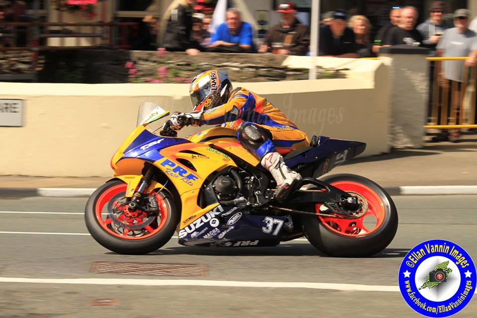 TT 2017: Gritty Performances From PRF Racing's Dave Sellers