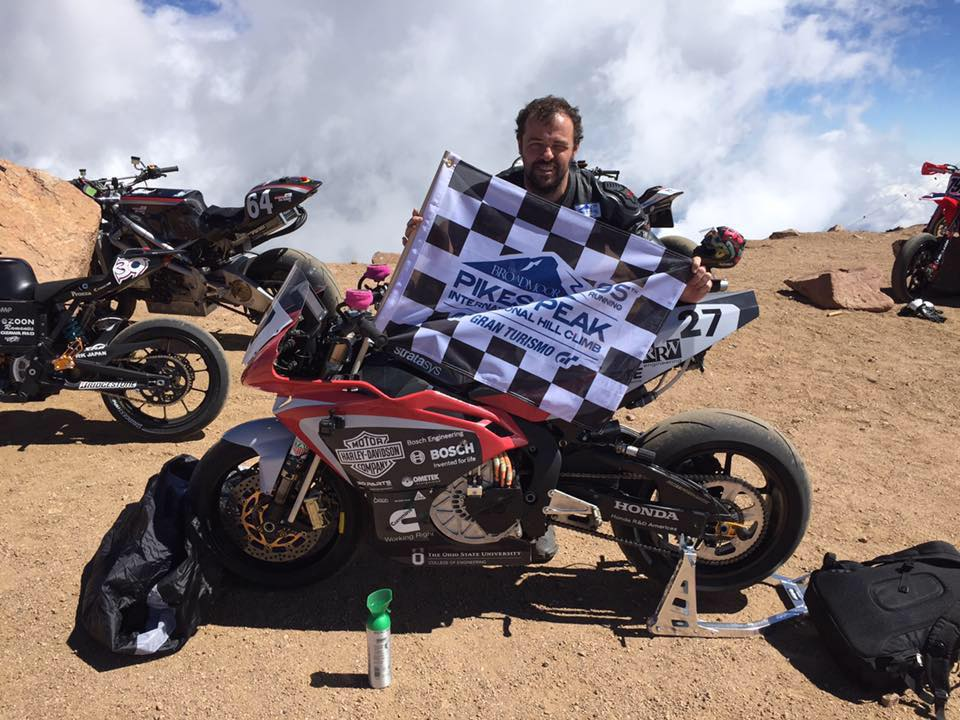 Rob Barber Reflects On Pikes Peak Victory