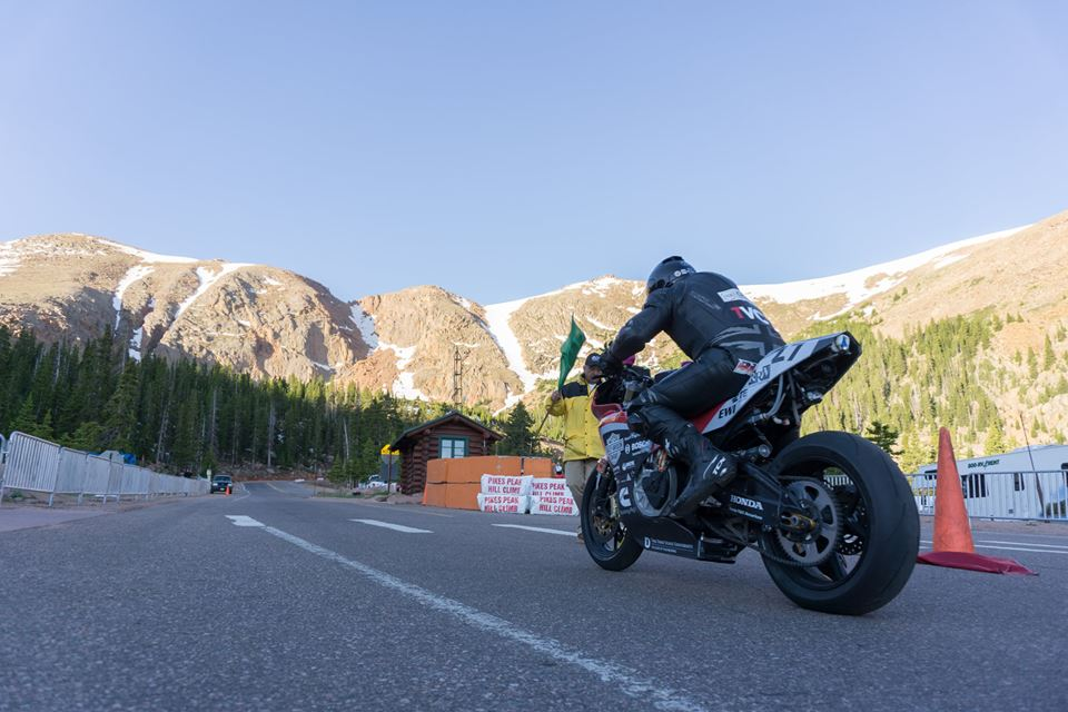 Pikes Peak: Rob Barber Clinches Electric Class Title