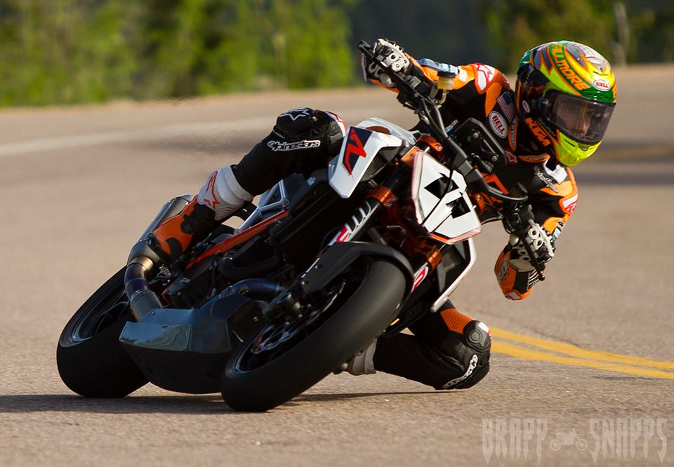 Pikes Peak: KTM's Dominate As Newcomer Chris Fillmore Takes Overall Victory