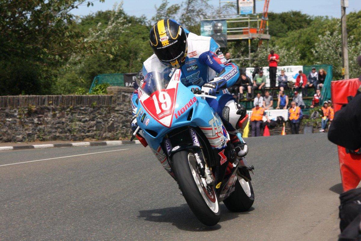 Dan Hegarty Scarborough Bound After TT Heroics