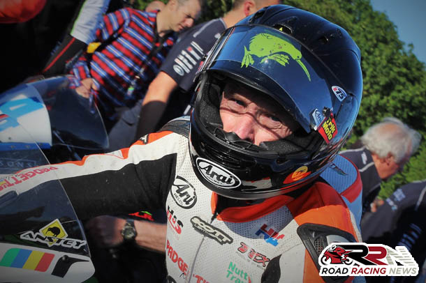TT 2017: Friday Practice – Bruce Anstey Charges To The Top Of The Time Sheets