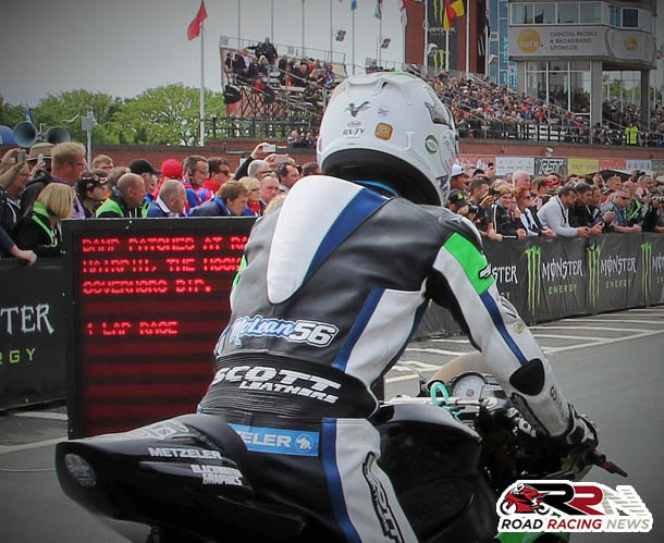 TT 2017: Leading Newcomer – Adam McLean