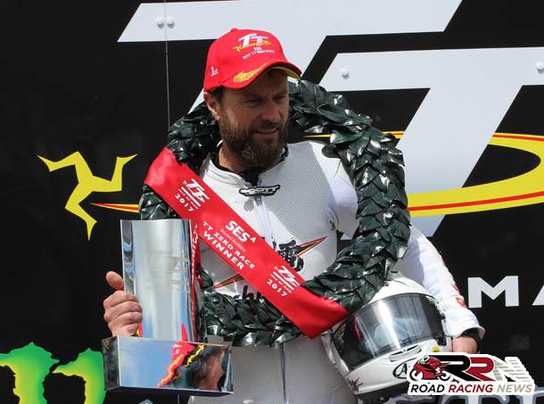 TT 2017: Bruce Anstey Retains TT Zero Crown