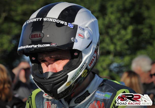 TT 2017: William Dunlop Building For Front Running Supersport Pushes