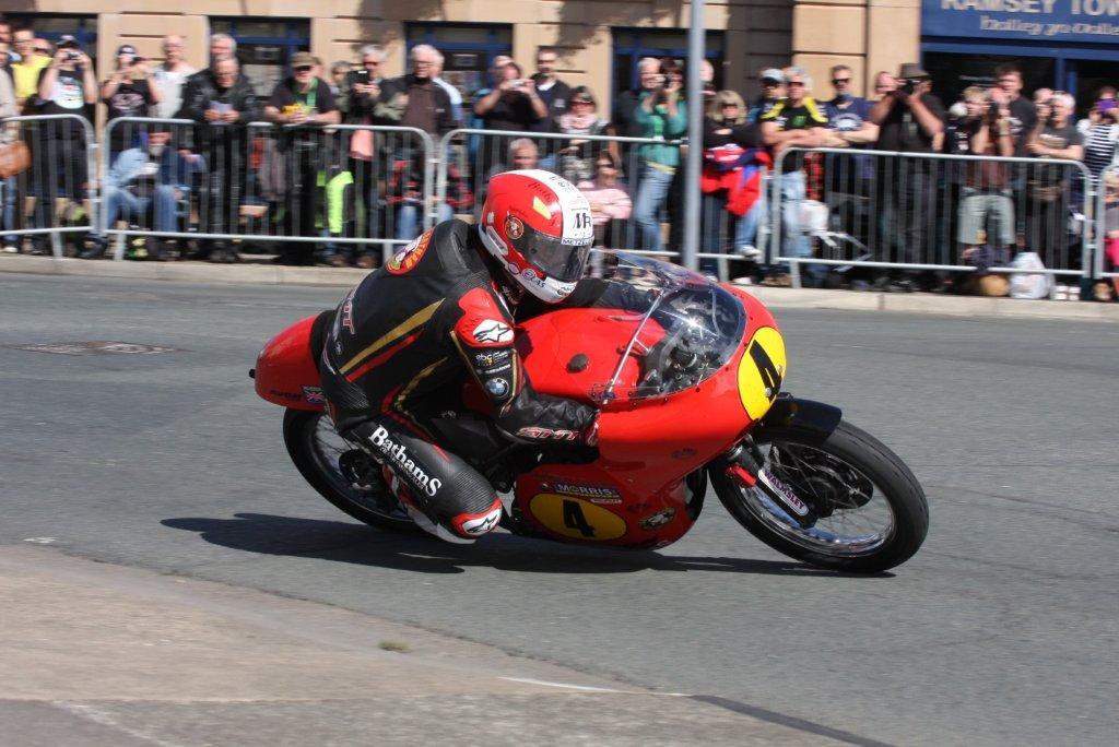 Michael Rutter/Ripley Land Racing Combination Returns For Senior Classic TT