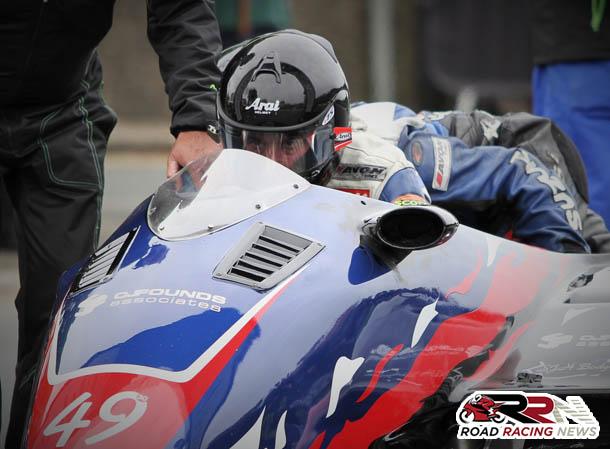 TT 2017: Gary Gibson/Daryl Gibson Enjoy Prodigious TT Debut
