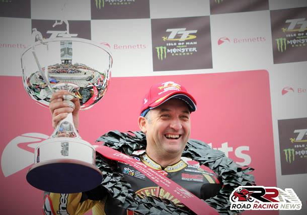 TT 2017: Forza Paton, Forza Michael Rutter, Italian Lightweight TT Success