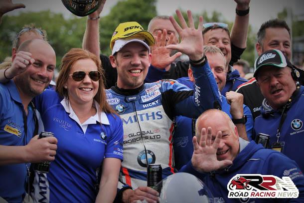 TT 2017: Peter Hickman Wraps Up Joey Dunlop Championship