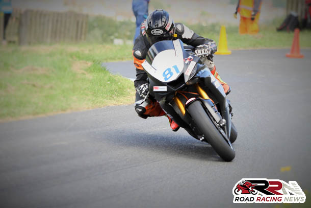 Owen Graves Showcases Potential Of Yamaha's New R6 At Scarborough