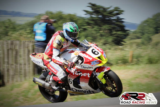 Ivan Lintin Set For Billown Following Positive Weekend At Scarborough