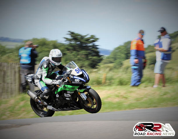 Adam McLean Nearing Record Supersport Pace On Scarborough Return
