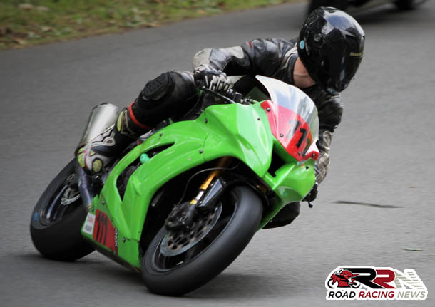 """The Peoples Bike Team Unveil """"Rising Star"""" Project With Manx GP Debutant Stephen Parsons"""