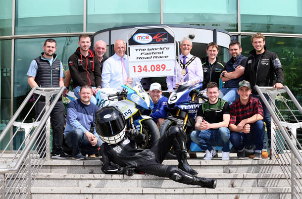 2017 MCE Insurance Ulster Grand Prix Launched In Style
