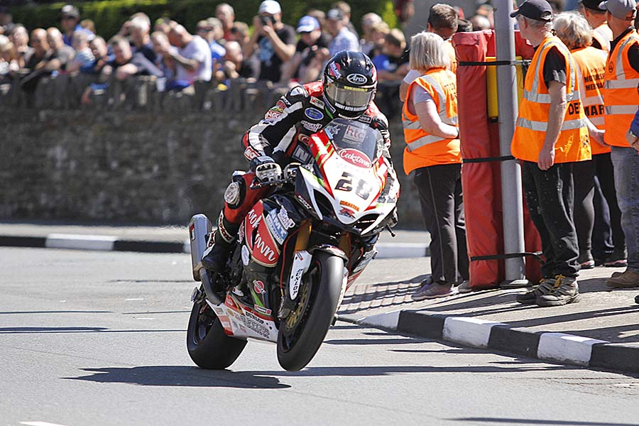 Ultra Frustrating TT 2017 For Cookstown BE Racing