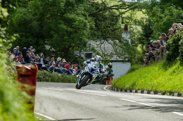 TT 2017: Tyco BMW Reflect On Up And Down TT