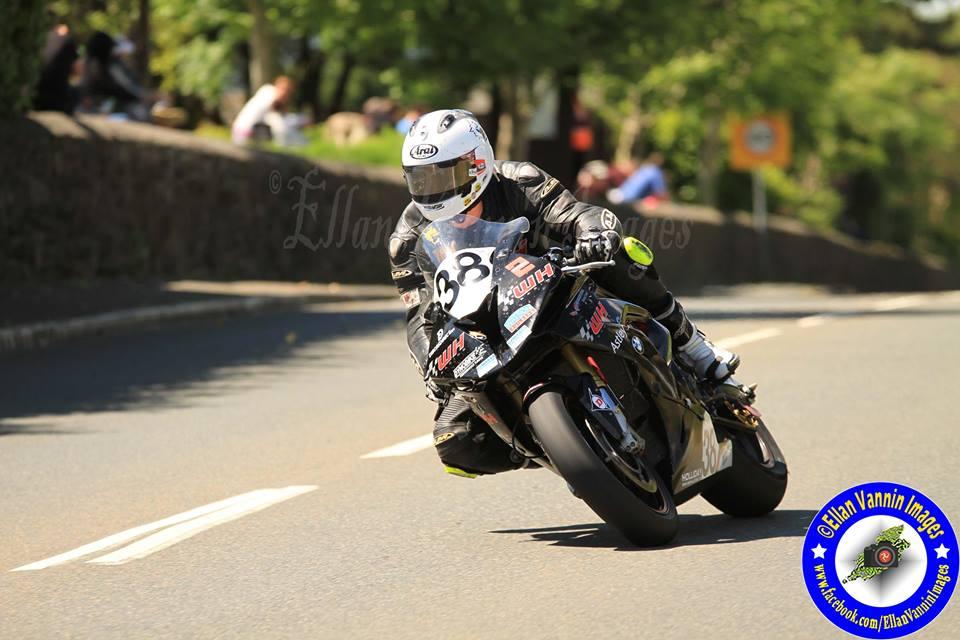 Dominic Herbertson Joins Davies Motorsport's Classic TT Challenge