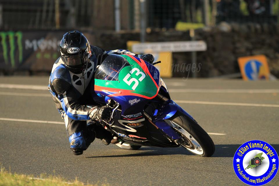 VRS Racing Announce Superbike Classic TT Quest With America's Pete Murray