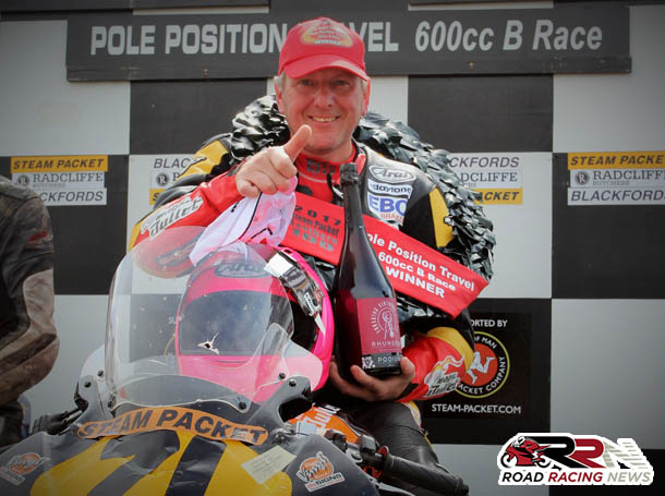 Davy Morgan Reflects On Latest Southern 100 Campaign