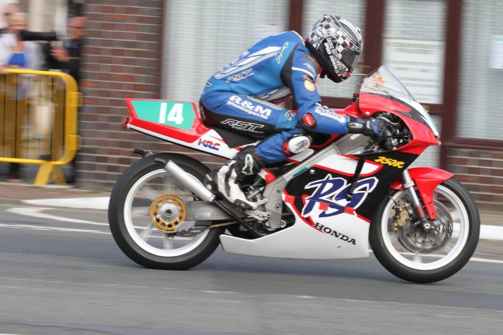 John Chapman Racing Unveil Star Filled Classic TT Line Up