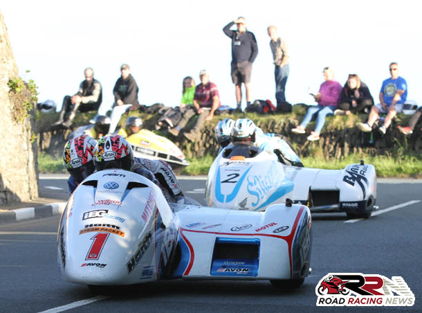 Southern 100: Sidecars, 650's, 600's Thrill On Wednesday Night