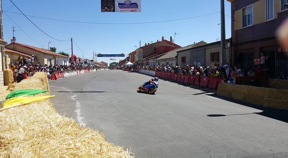 La Baneza: Castillejo Lorente Retains 125/Moto 3 Crown