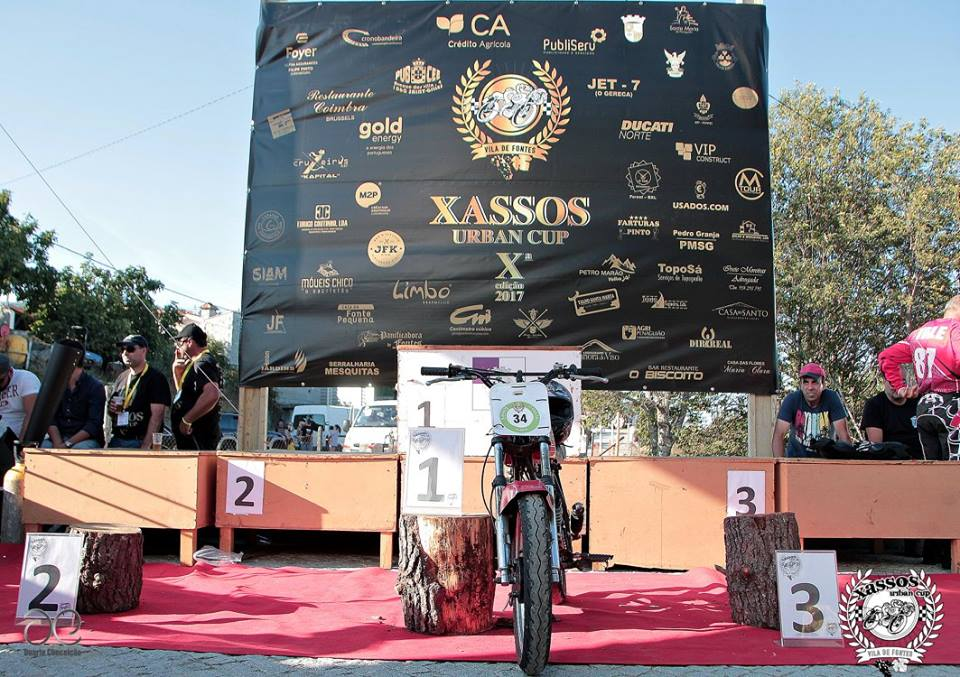 Xassos Urban Cup – Growing Further In Stature