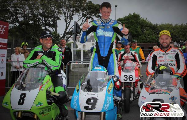 Relentless Harrison Seals Motorsport Merchandise Superbike Classic Honours