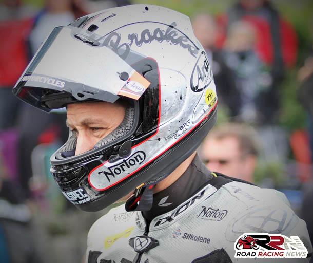 Josh Brookes To Lead Team Winfield's 2017 Classic TT Challenge