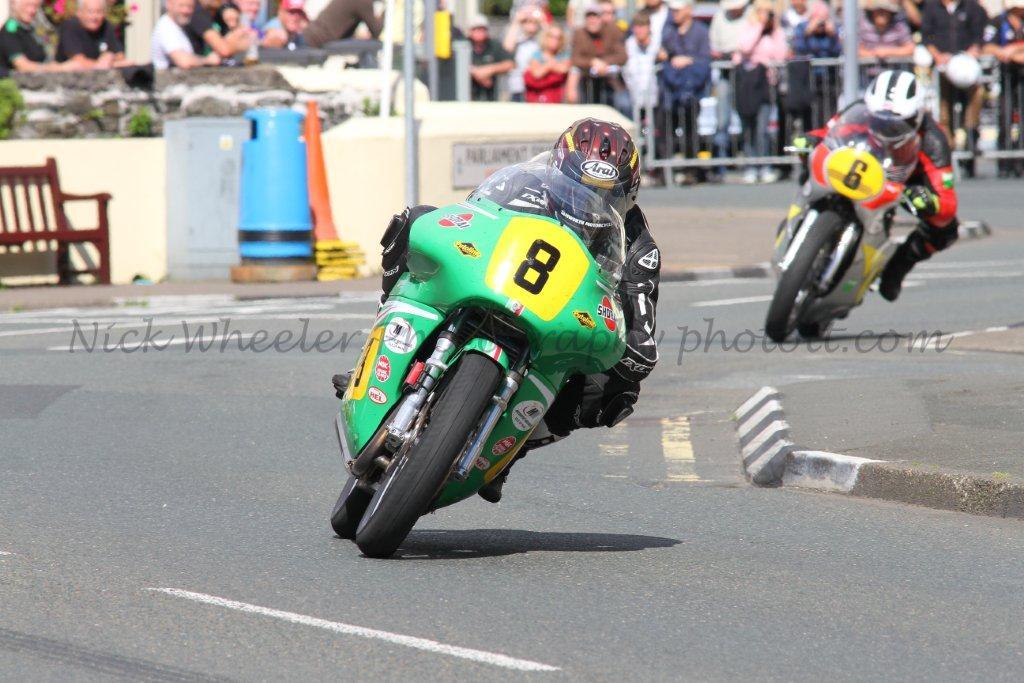 Momentous Maiden Classic TT Success For Brookes In Bennetts Senior Race