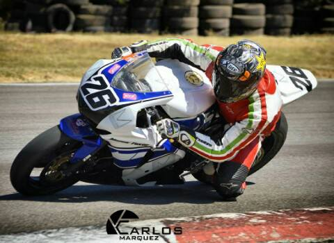 Erik Morales Kibarelli Aiming To Become Mexico's First TT Competitor