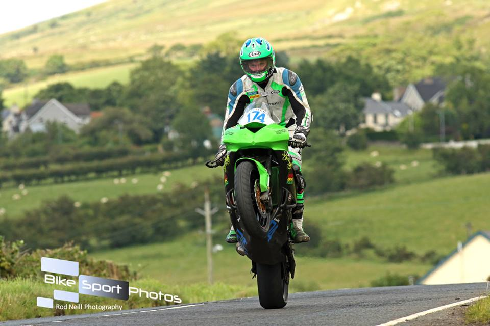 Davey Todd Joins Forces With Cookstown BE Racing For East Coast Racing Festival
