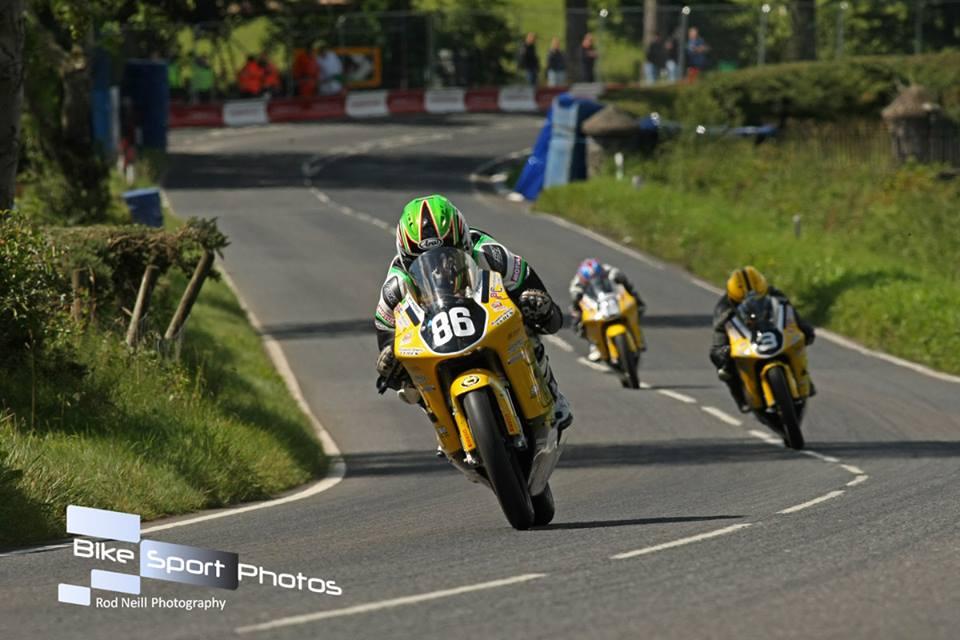 Multi Irish Roads Champion McGee Confirmed As Part Of Joey's Bar MCC Teams 2018 Plans