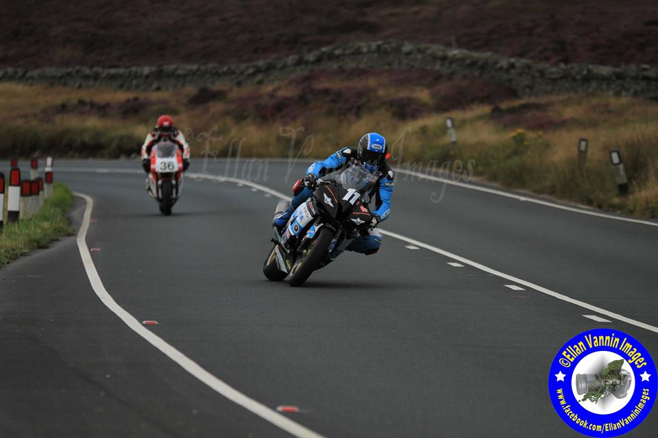 Winsford's Perry Planning Manx GP Return