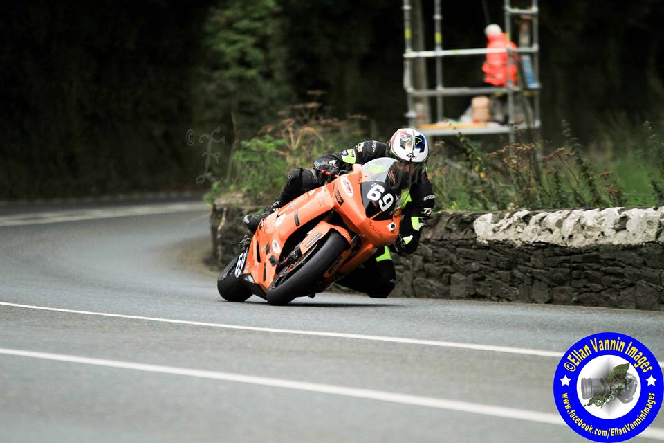 Former French Hill Climb Champion Vuillermet To Open 2018 Roads Account At Scarborough