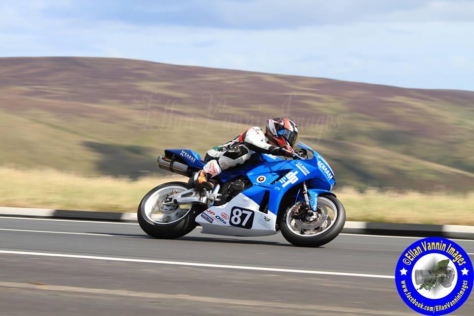 TC Racing's CBR 600RR Honda Wins Manx GP Best Prepared Bike Award