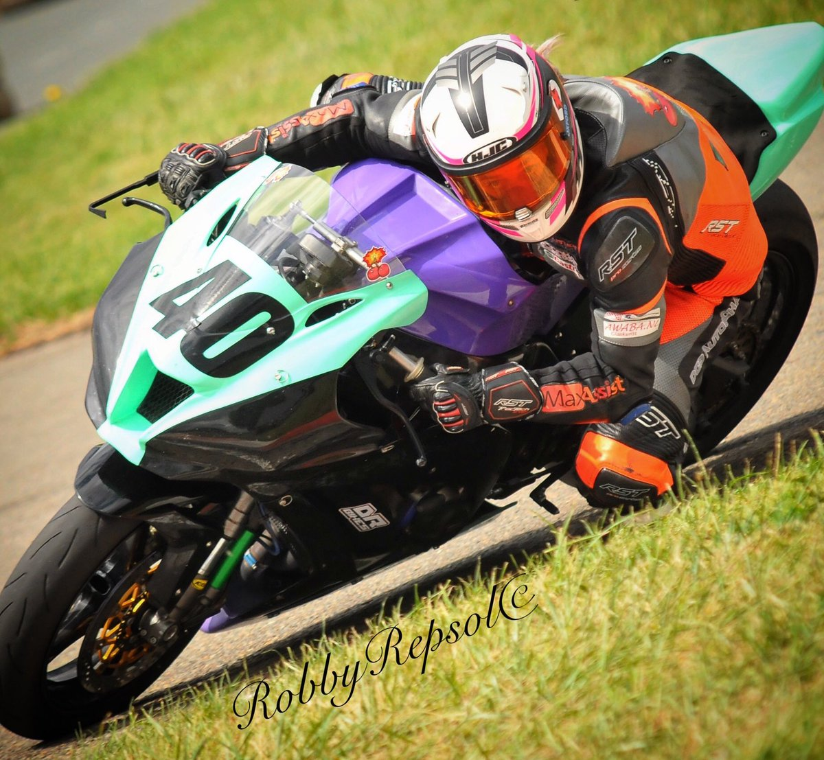Up Coming IRRC Force Schoots Eyeing Up TT Debut In 2019