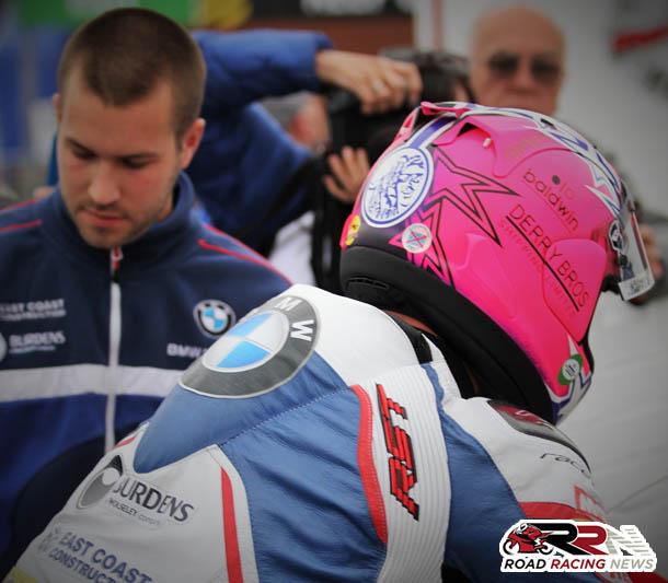 Johnston To Pilot Carbon Fibre HP4 Race BMW At Macau