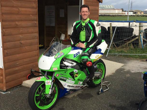 Rising Manx Star Andy Dudgeon To Head Alasdair Cowan Racing's Classic TT Challenge