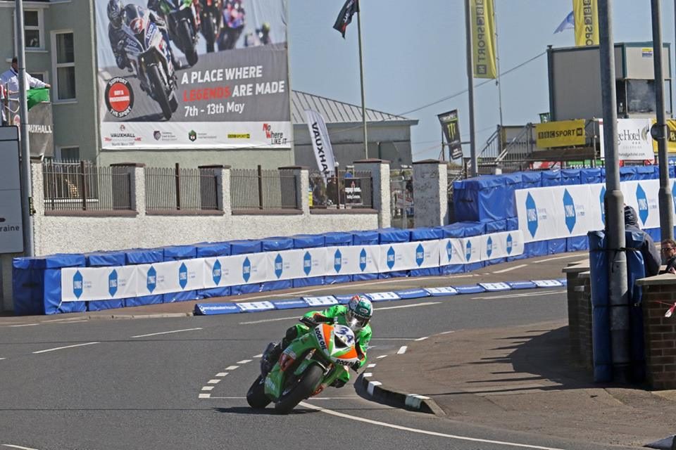 Vauxhall Reaffirms North West 200 Commitment