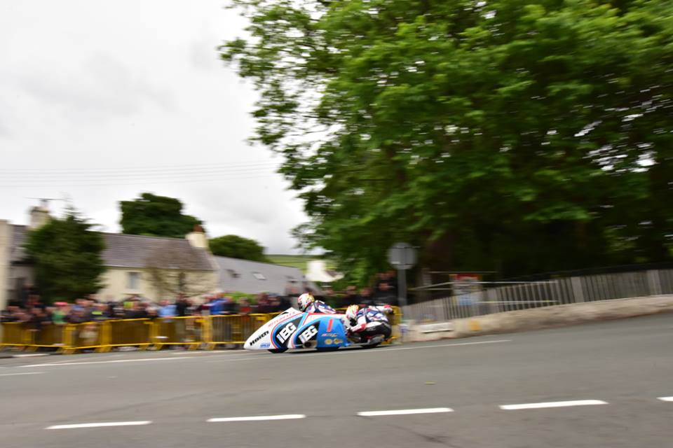 All Conquering Birchall's Stick With Honda Power For TT 2018