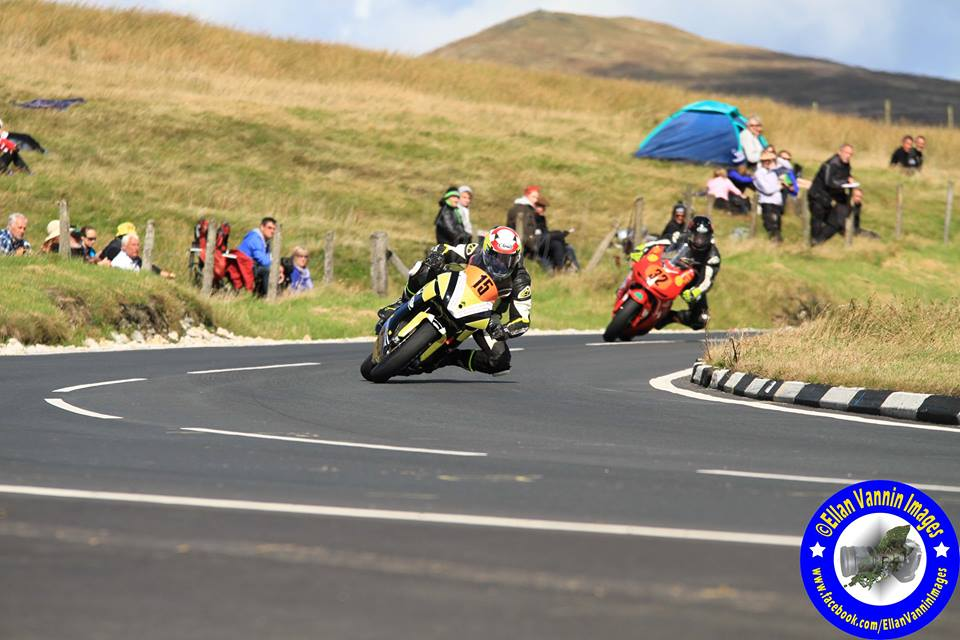 Lightweight Encounters Times 2 At 2018 Manx Grand Prix